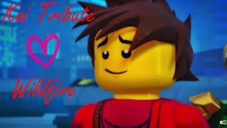 LEGO Ninjago | Kai Tribute | Wildfire ♪