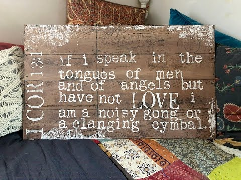 The Uber Incident and Barn Wood Plank Love Sign