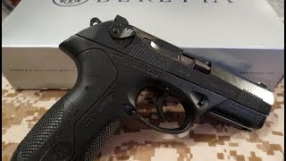 Beretta Px4 Storm 9mm Unboxing & In Depth Review