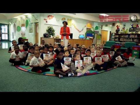 Sonia Manzano visits Ensley Elementary School | WSRE
