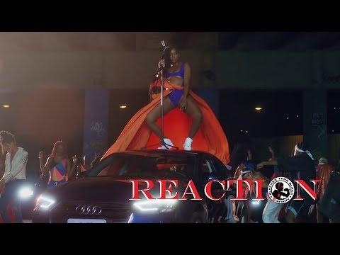 IZA - Pesadão (ft. Marcelo Falcão): REACTION