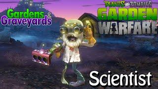 Plants Vs Zombies Garden Warfare Live Scientist Gameplay