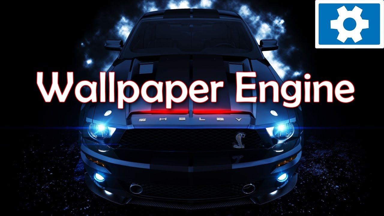 Wallpaper Engine Steam Release Trailer! - YouTube