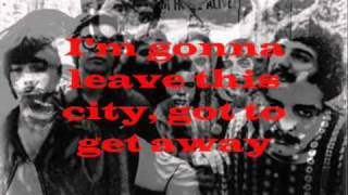 Canned Heat - Going up the country ,Lyrics - by p3ziii