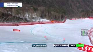 2016 Audi FIS Ski World Cup: Men
