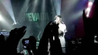 PANIK / NEVADA TAN - Warum? - Live DVD Niemand Hoert Dich