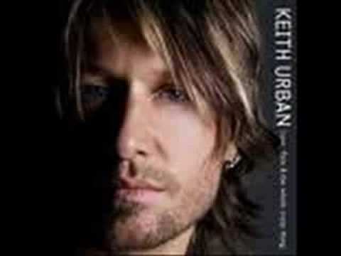 You Look Good In My Shirt, Keith Urban