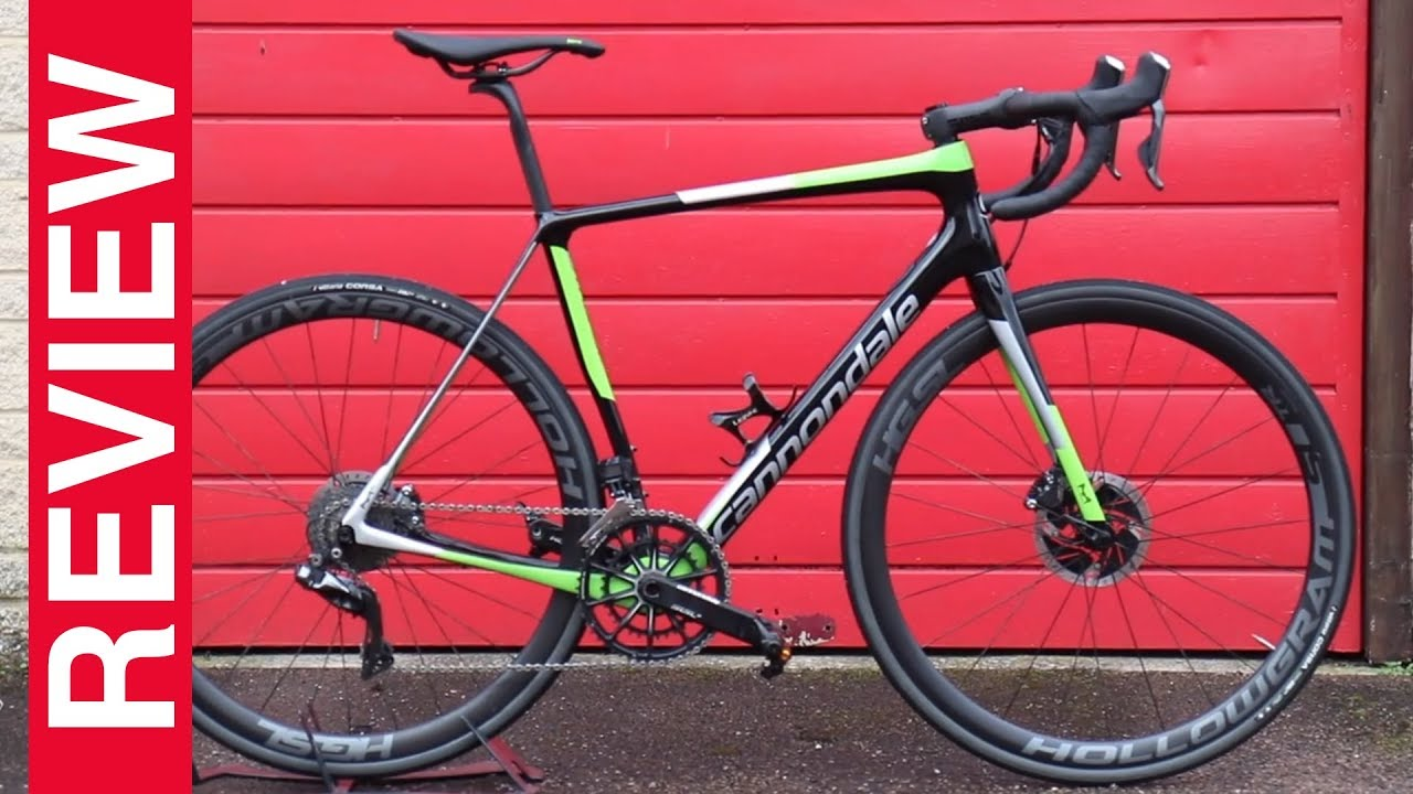 75e310ab93a Cannondale Synapse Hi-Mod Dura-Ace Di2 2018 first ride review - YouTube