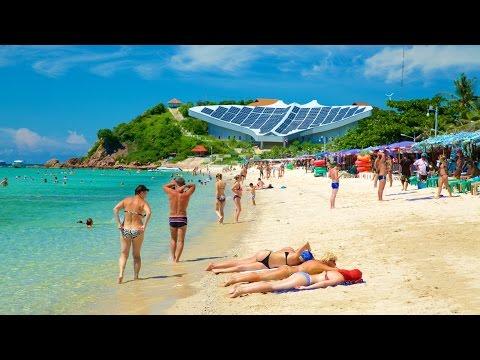 BEAUTIFULL SAMAE BEACH, KOH LARN PATTAYA . THAILAND