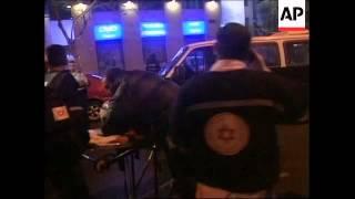 WRAP Gunman opens fire on Tel Aviv restaurant killing four