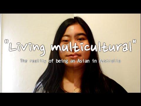 Asian living in australia