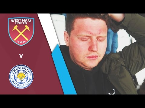 WEST HAM UNITED VS LEICESTER CITY (Premier League 16/17)
