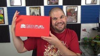 GeekFuel June Unboxing Plus Giveaway