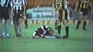 Final: Botafogo 2x2 Peñarol, CONMEBOL