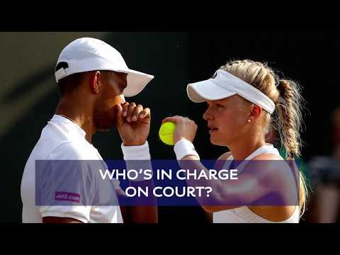 Harriet Dart & Jay Clarke - Wimbledon