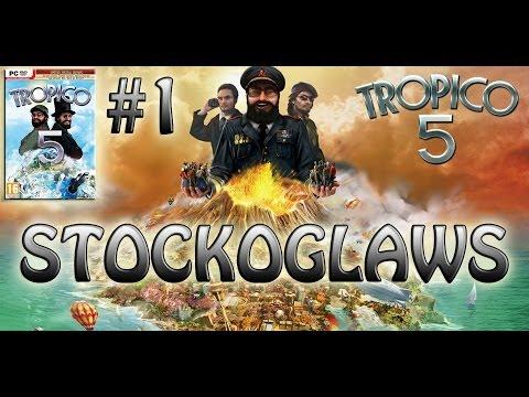 Lets play Tropico 5 - Episode 1