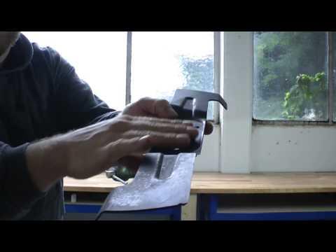 Beliebt Bevorzugt Rasenmähermesser schärfen - YouTube @ZD_03