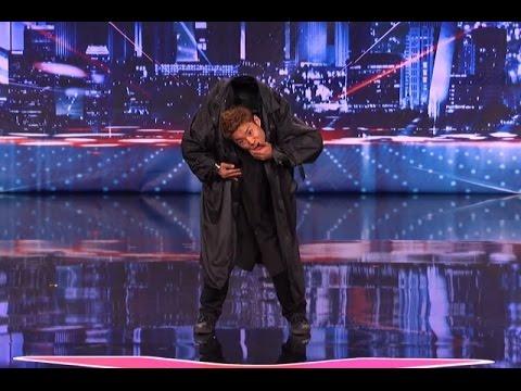 Kenichi Ebina - Człowiek z Matrixa w Mam Talent
