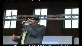 Nachange Saari Raat Featuring Stereo Nation (TAZ) LIVE