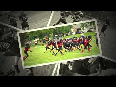 Saucon Valley Panthers 130lb Football v. Salisbury 8-31-13