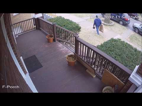 Package Stolen, Belmont Cragin Neighborhood, Chicago, IL 60639