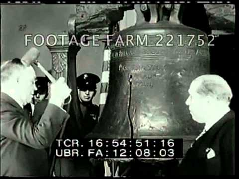 1931 Liberty Bell Rings 221752-39 | Footage Farm