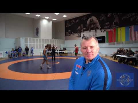 Valeri Nikitin, Olympian, Coach Of Greco-roman Team Sweden