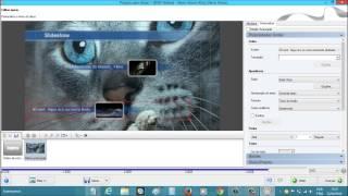 Como colocar imagem e audio de fundo no menu do DVD, gravado pelo nero 10