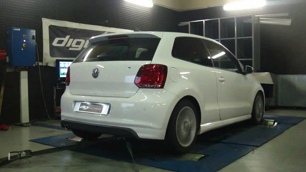 reprogrammation moteur vw polo 1 6 tdi 105cv stage 2 142cv dyno digiservices paris youtube. Black Bedroom Furniture Sets. Home Design Ideas