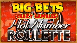 MASSIVE RUN on HOT NUMBER ROULETTE + CENTURION + CHERRY BOMB and a bit of POKER!