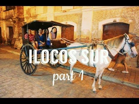 Family Vacation in Ilocos Sur Part 1