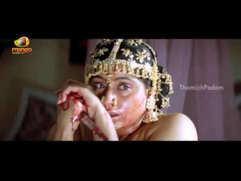 Adimai Penn Tamil Movie Scenes | Vijayashanthi And Landlord Fight | Dasari Narayana Rao