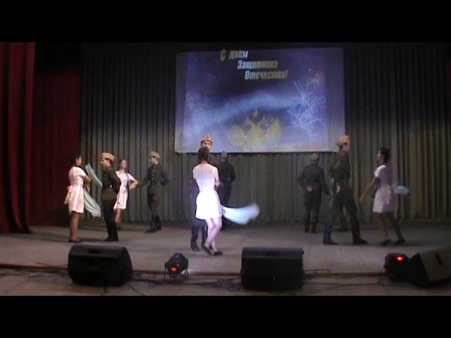 №279 Студия танца «Радуга». Композиция