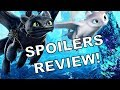 How to Train Your Dragon 3: SPOILERS Review!