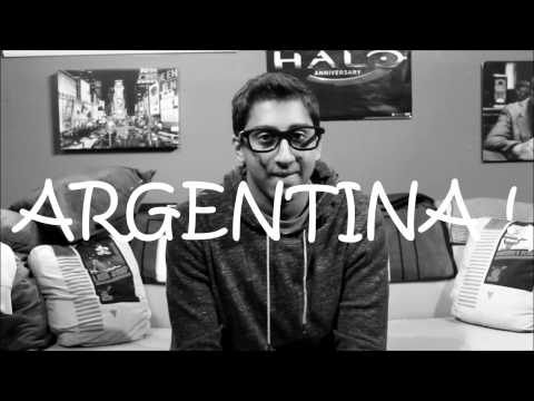 A description of Argentina