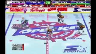 NHL 2-on-2 Open Ice Challenge - Mighty Ducks vs. Kings