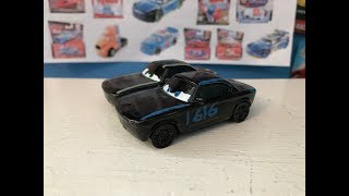 Cars Redline General 1616 and Agent 1333 Custom Review