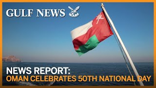 Oman celebrates 50th National Day