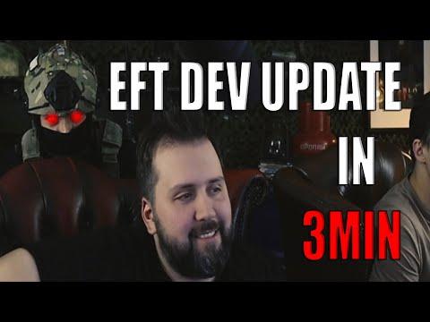 EFT DEVBLOG In 3min - 3/5/20 TarkovTV Summary