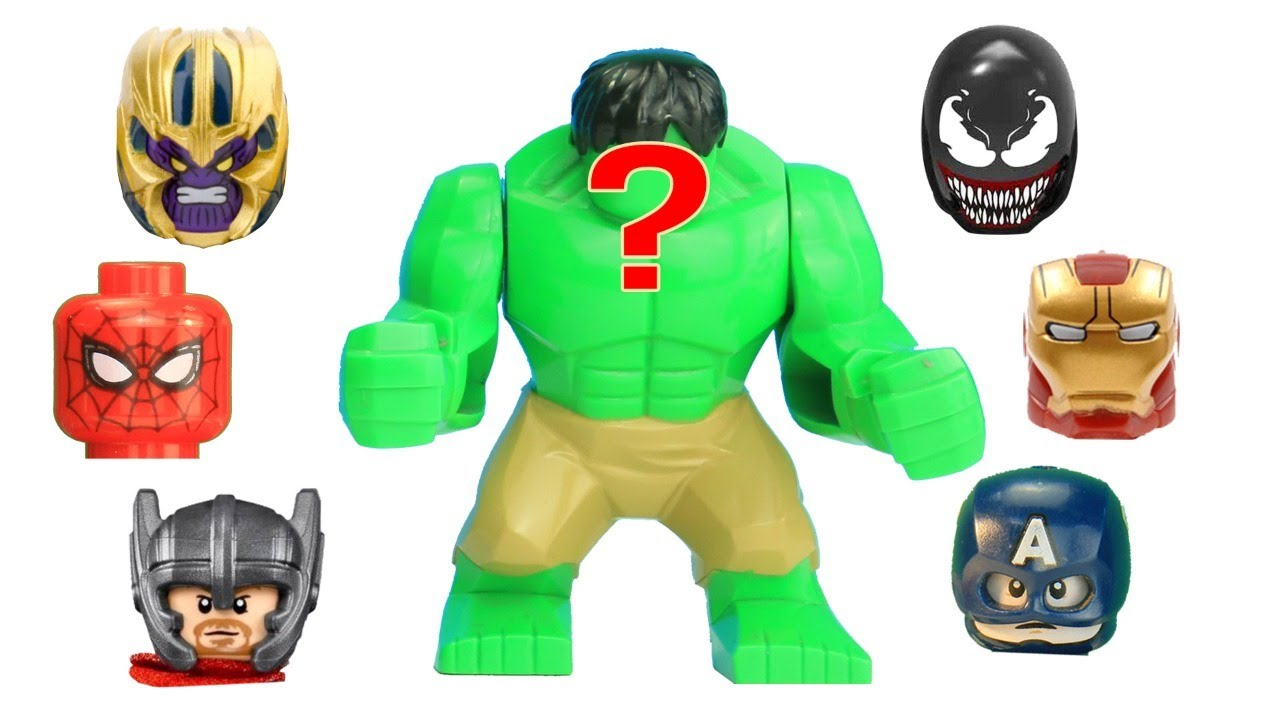 Download Lego Hulk vs Spider-Man Avengers Best For Viewer In Spider-Verse  Lego Stop Motion