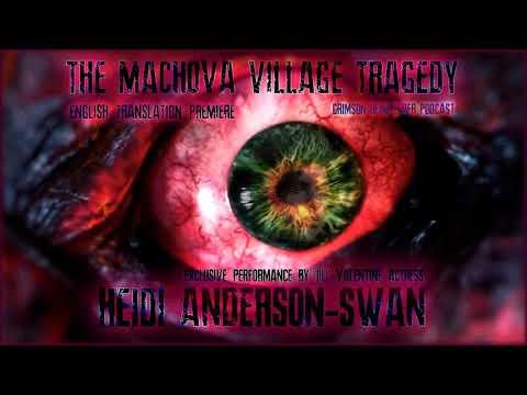Resident Evil Podcast Heidi Anderson-Swan