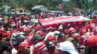 Kampanye Partai Aceh di Singkil