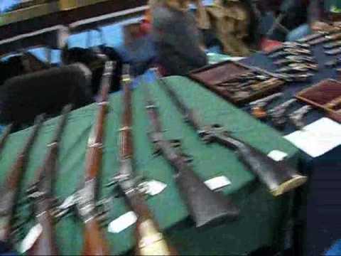 The Baltimore Antique Gun Show