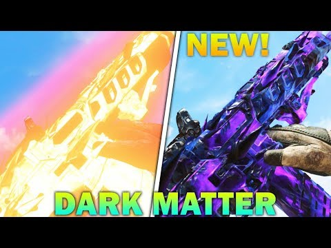 The NEW Dark Matter Camo Gameplay | Black Ops 4