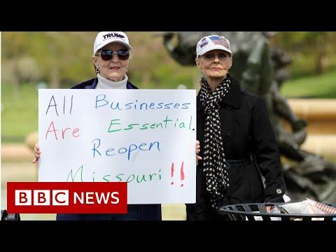 Coronavirus: US state sues China over virus handling – BBC News