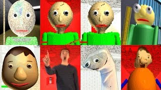 JUMPSCARES SIMULATOR Baldi s Basics in Education and Learning