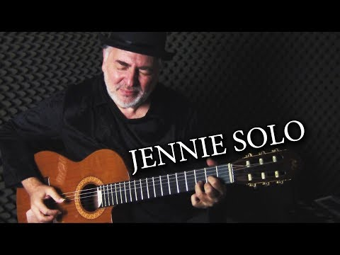 JENNIE (BLACKPINK) – 'SOLO' – fingerstyle guitar cover