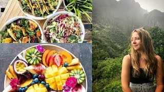 WHAT I ATE IN HAWAII / HIGH CARB HANNAH