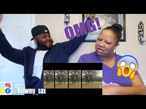 MOM REACTS TO YBN Nahmir - Bounce Out With That !! (SURPRISED!!!)