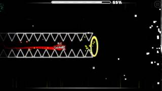 Geometry Dash: Straight Fly II (By-Me)